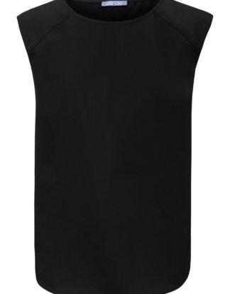 Ärmelloses Blusen-Shirt DAY.LIKE schwarz Größe: 36