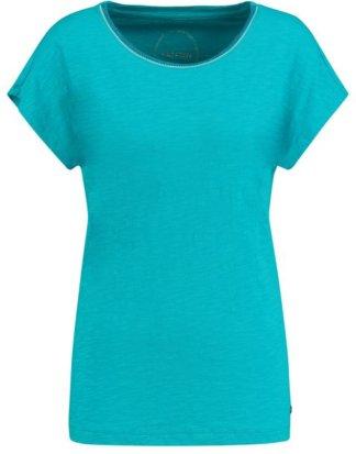 1/2 Arm Shirt aus organic cotton Blau XXS