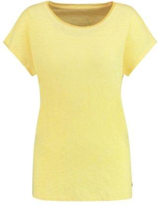 1/2 Arm Shirt aus organic cotton Gelb XXS