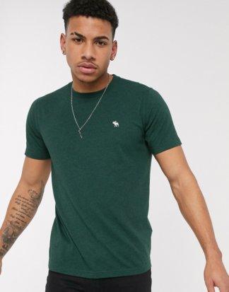 Abercrombie & Fitch - Pop - T-Shirt in Grün