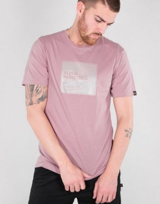 "Alpha Industries T-Shirt ""Label T"""