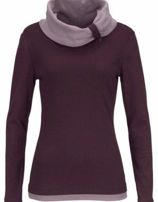 Aniston CASUAL 2-in-1-Shirt mit Rollkragen