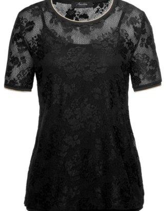 Aniston CASUAL T-Shirt aus Spitze