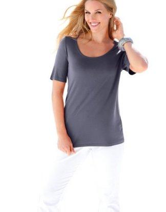 """Anna Aura T-Shirt """"mit 1/2-Arm"""" in gerader Form"""