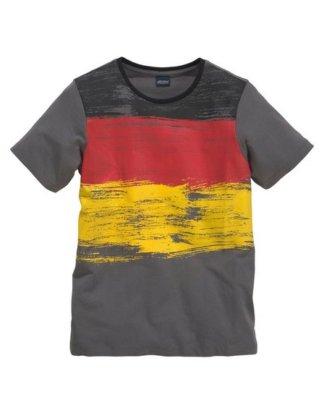 """Arizona T-Shirt """"Deutschland"""" mit Druck"""