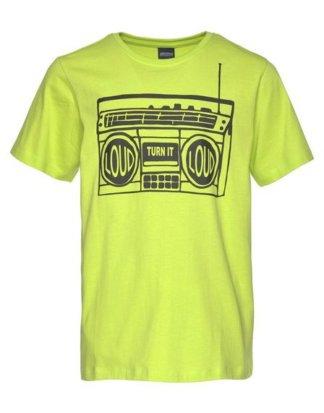 """Arizona T-Shirt mit Druck """" Turn it loud """""""