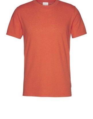 "Armedangels T-Shirt ""JAAMIE Herren T-Shirt aus Bio-Baumwolle Leinen Mix"" Zertifizierung: GOTS, made with organic, CERES-008"