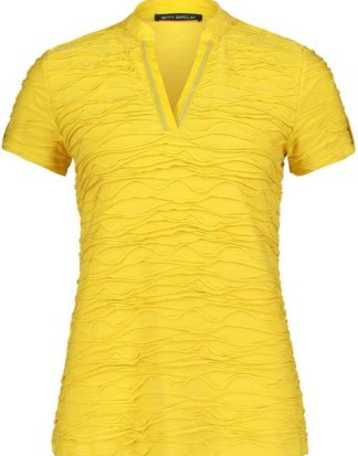 Betty Barclay T-Shirt mit Strukturmuster