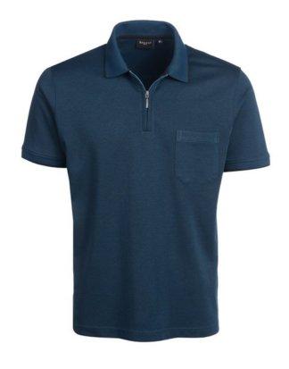 Bexleys man Poloshirt Polo-Shirt in Uni