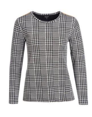 Bexleys woman T-Shirt mi Langarm