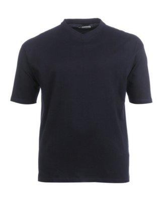 Big fashion T-Shirt mit V-Ausschnitt