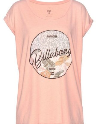 """Billabong T-Shirt """"ALL NIGHT TEE"""" Halsferner Ausschnitt"""