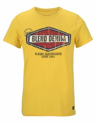 Blend T-Shirt im Retro-Look