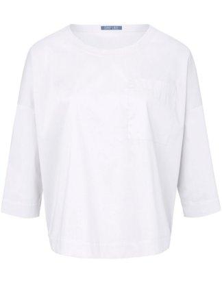 Blusen-Shirt 3/4-Arm DAY.LIKE weiss Größe: 36