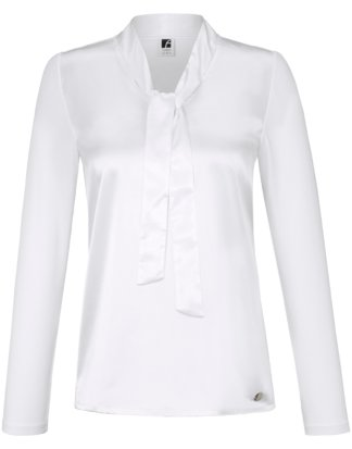 Blusen-Shirt Anna Aura weiss Größe: 40