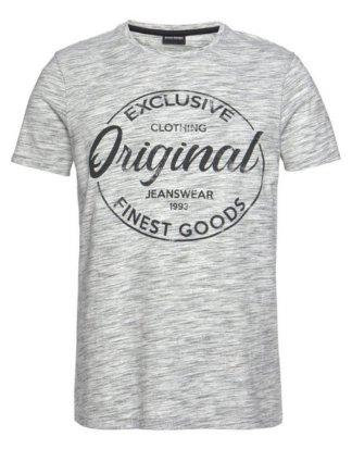 Bruno Banani T-Shirt Großer Frontprint