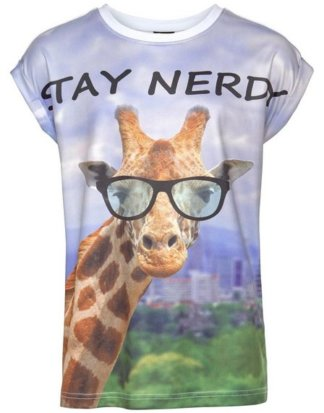 """Buffalo T-Shirt """"GIRAFFE"""""""