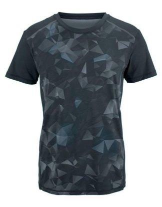 Buffalo T-Shirt aus kühlender Microfaser