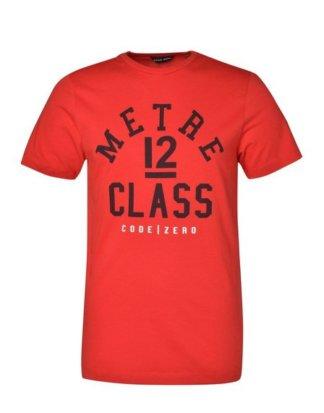 """CODE-ZERO T-Shirt """"12M Class T-Shirt"""" Print auf der Brust"""