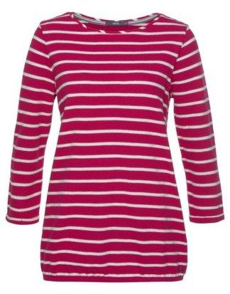 """Cecil T-Shirt """"Rafaela"""" aus gemustertem Jersey im Streifen-Look"""