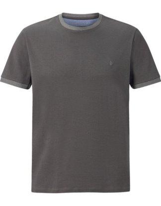 "Charles Colby T-Shirt ""DUKE ENNE"" aus reiner Baumwolle"