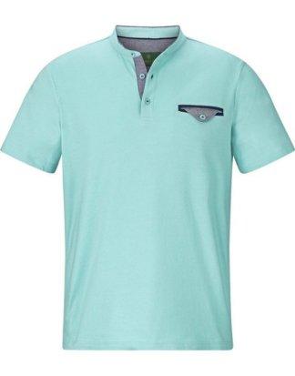 """Charles Colby T-Shirt """"SADWYN"""" mit verzierter Brusttasche"""