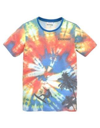 """Chiemsee T-Shirt """"in Batik-Optik"""""""