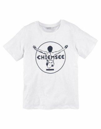 Chiemsee T-Shirt mit Logodruck vorn
