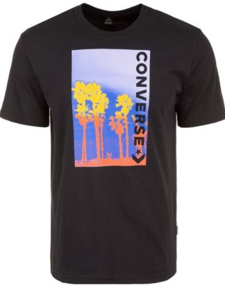 "Converse Print-Shirt ""Palm Tree Photo"""