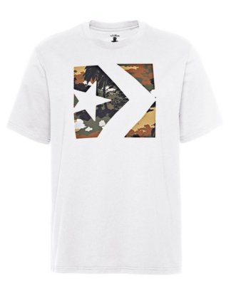 "Converse T-Shirt ""CONVERSE STAR CHEVRON CAMO FILL BOX TEE"""