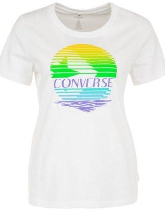 "Converse T-Shirt ""Icon Remix Classic Crew"""