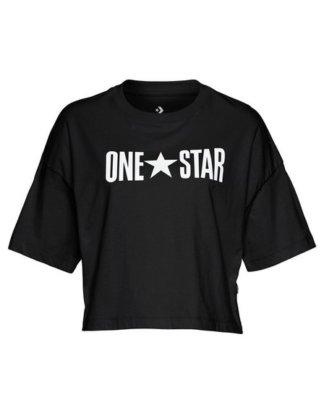 "Converse T-Shirt ""ONE STAR PRINTABLE BOXY TEE"""