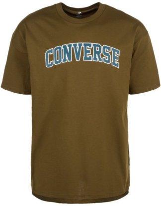 "Converse T-Shirt ""Oversized Collegiate Graphic"""