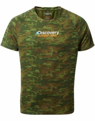 "Craghoppers T-Shirt ""Herren Discovery Adventures Kurzarm"""