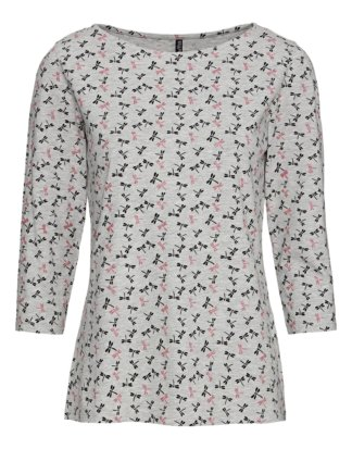 Damen-Shirt mit Glitzer-Effekten