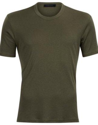 "FALKE T-Shirt ""T-Shirt"" aus Lyocell und Baumwolle"