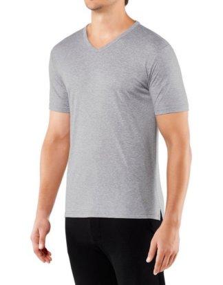 """FALKE T-Shirt """"T-Shirt"""" mit Lyocell und Baumwolle"""