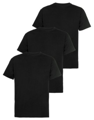 Fruit of the Loom T-Shirt (Packung, 3-tlg)