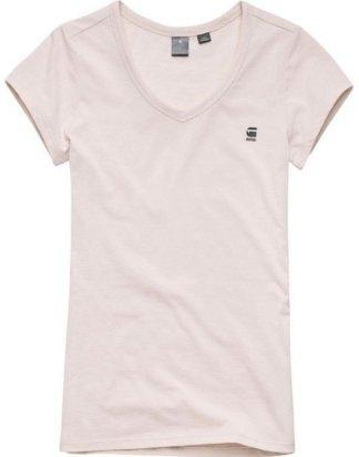 """G-Star RAW T-Shirt """"Eyben Slim Top"""" mit kleinen Logo-Frontdruck"""