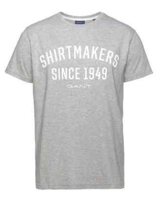 Gant T-Shirt mit Frontprint
