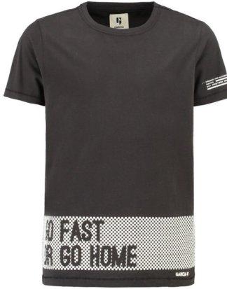 Garcia T-Shirt mit 3D-Aufdruck