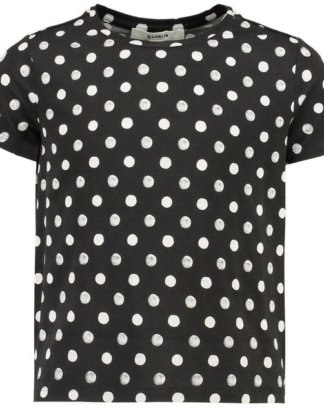 Garcia T-Shirt mit Punkten