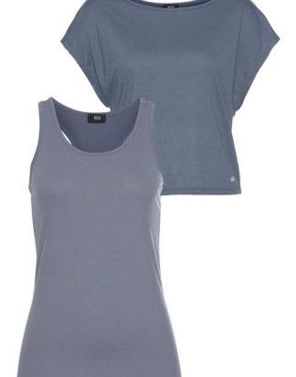 H.I.S T-Shirt (Set, 2-tlg., mit Top) im Set