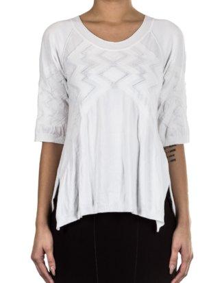 HIGH Damen Shirt FLUKE weiß
