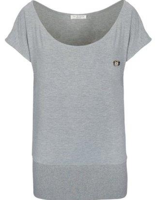 """IN LINEA T-Shirt """"1/2 Arm"""" mit breitem Bund am Saum"""
