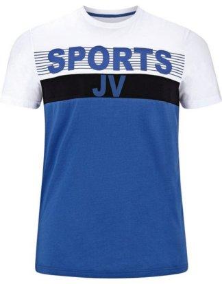 "Jan Vanderstorm Rundhalsshirt ""BERDINES"" Sport Shirt, legere Passform"