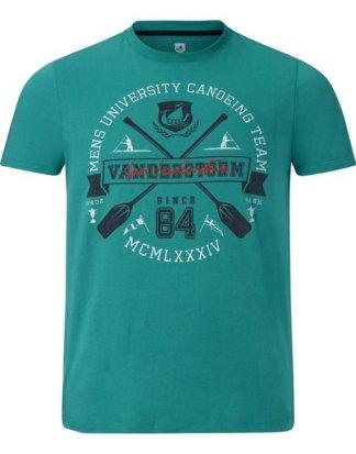 "Jan Vanderstorm T-Shirt ""ALEXANDUR"" reine Baumwolle, Comfort Fit"