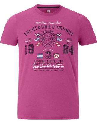 """Jan Vanderstorm T-Shirt """"ANCKER"""" reine Baumwolle, Comfort Fit"""