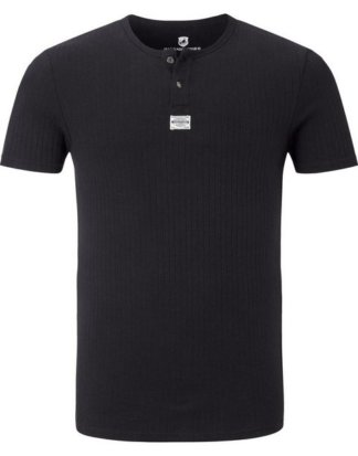 "Jan Vanderstorm T-Shirt ""LINDRAD"" aus angenehmen Baumwoll-Jersey"