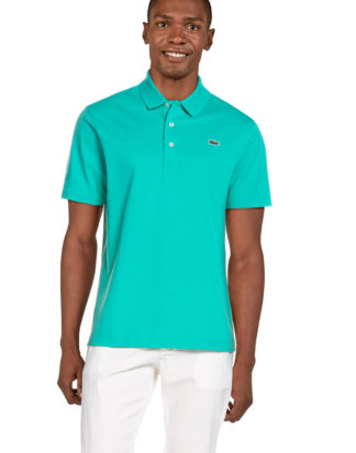 Lacoste Polo-Shirt, Regular Fit türkis